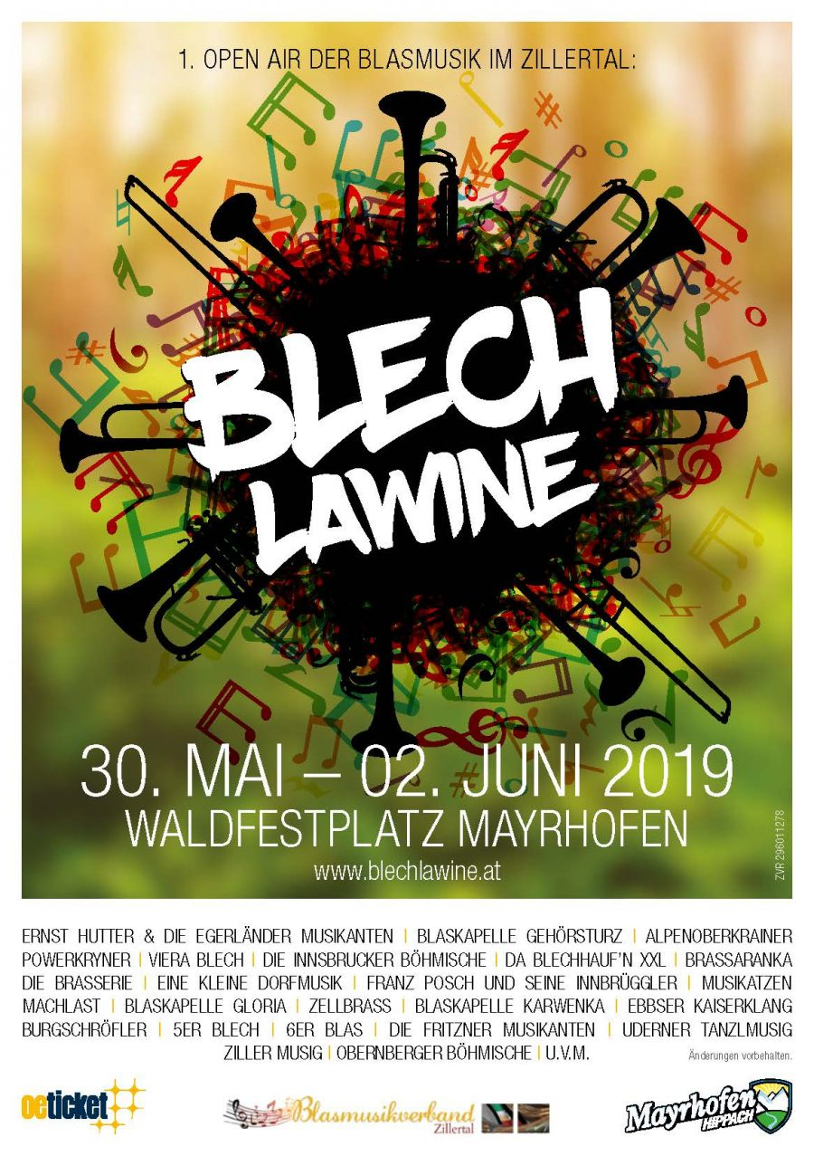 Blechlawine 2019