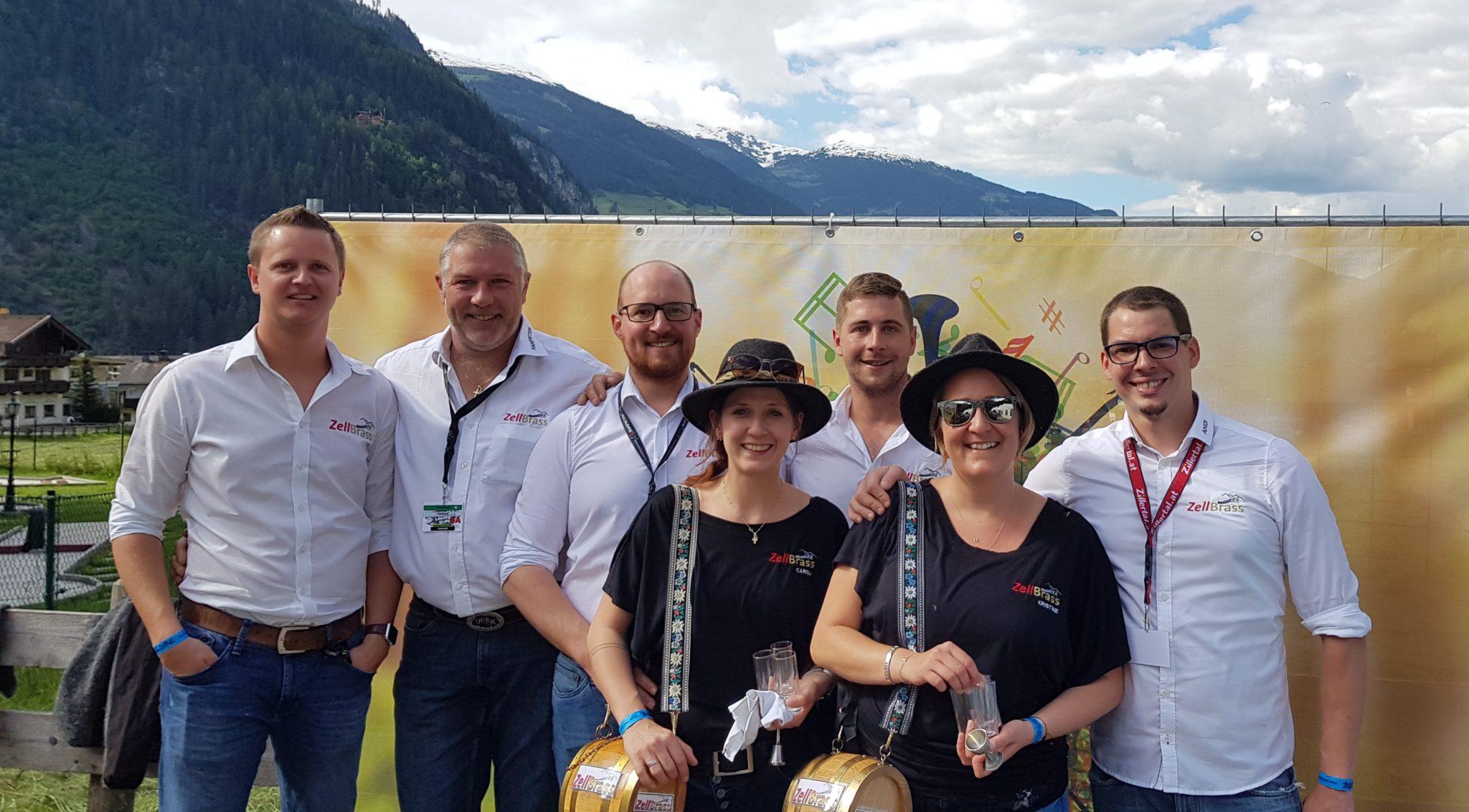 Blechlawine Mayrhofen 2019