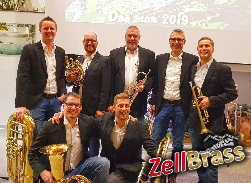 ZellBrass Neuhjahrsempfang Zell am Ziller 2020